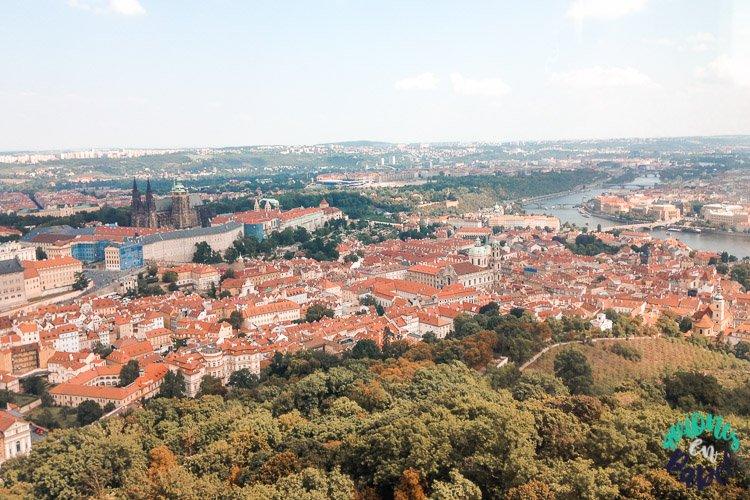 Mirador de la Torre de Petřín