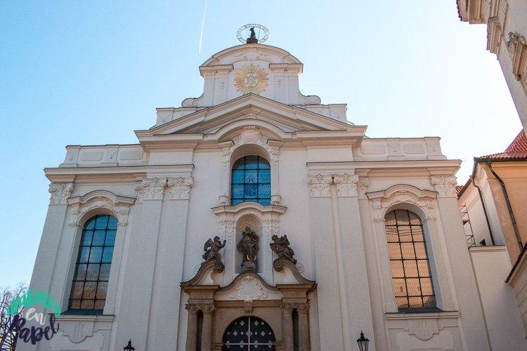 Iglesia de la Asunción de la Virgen, Praga