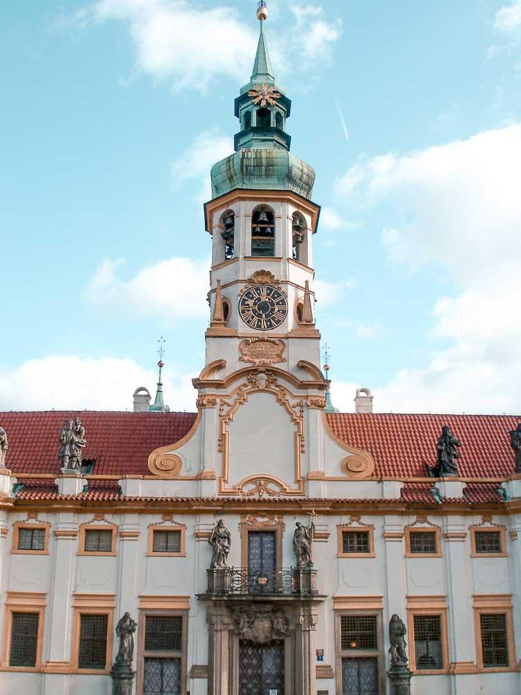 Santuario de Nuestra Señora de Loreto, Praga