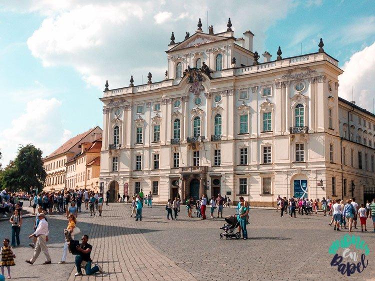 Palacio Arzobispal de Praga