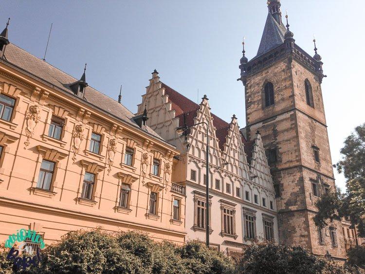 Nuevo Ayuntamiento de Praga