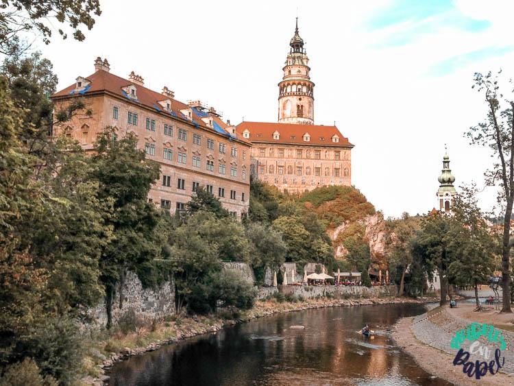 Casa de la Moneda en el Castillo de Cesky Krumlov