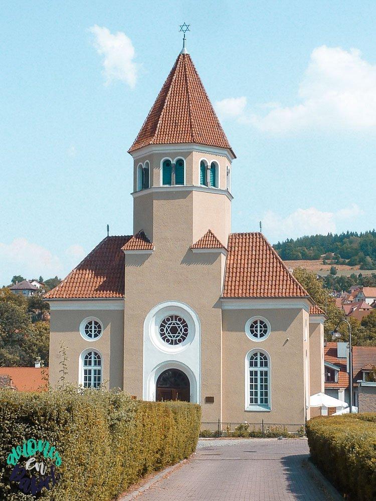 Sinagoga - Qué ver y hacer en Cesky Krumlov en 1 o 2 días