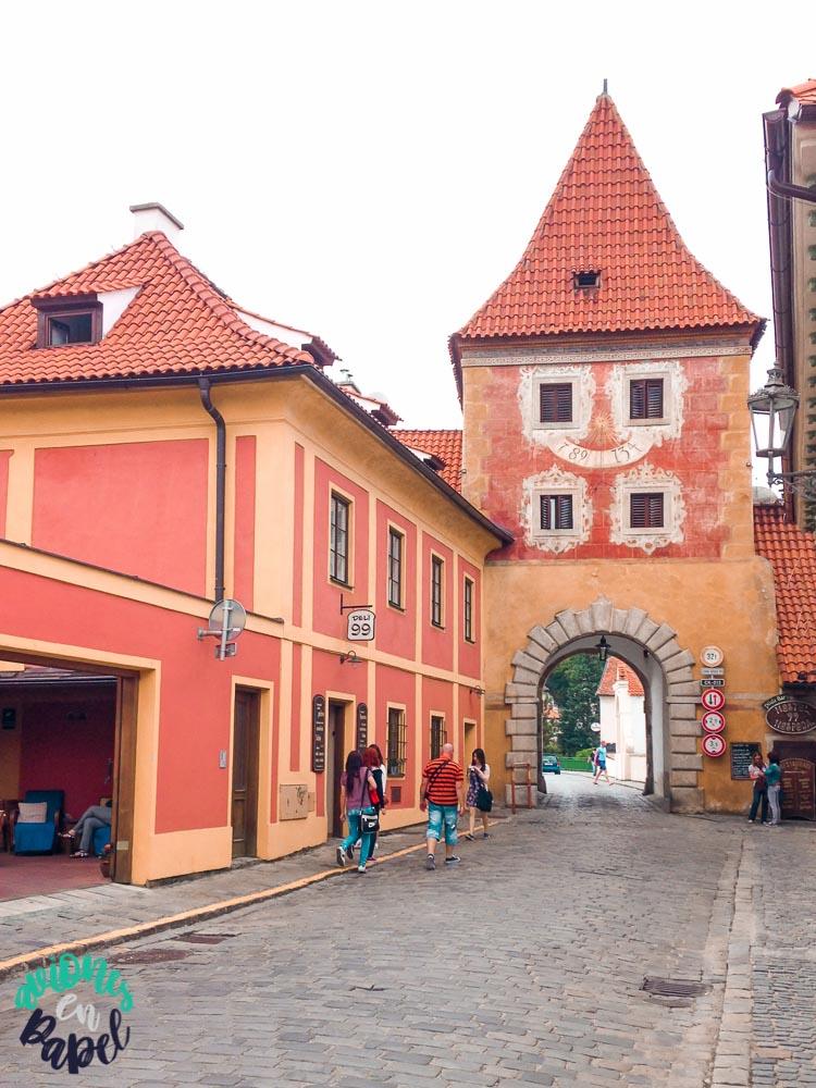Puerta de České Budějovice