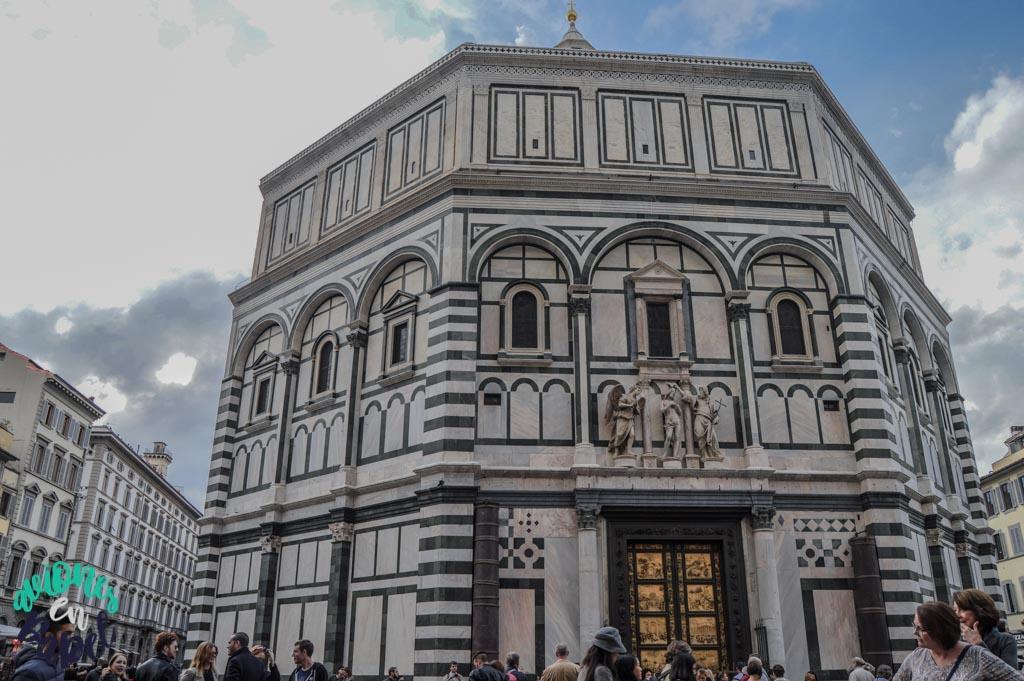 Battistero di San Giovanni. Qué ver y hacer en Florencia en 3 días