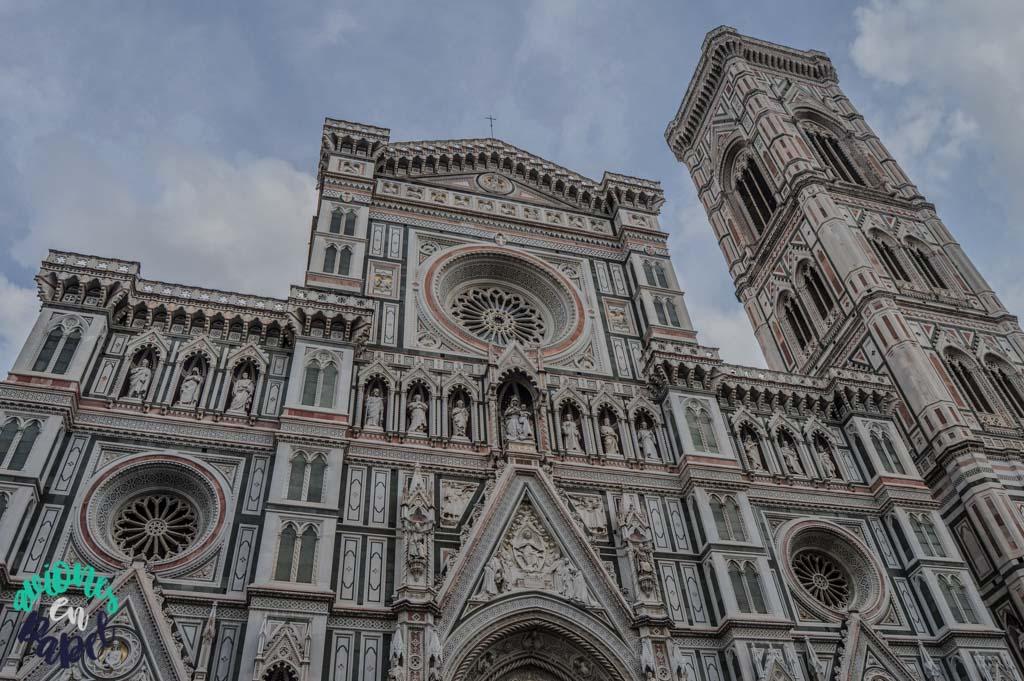 Catedral Santa María del Fiore. Qué ver y hacer en Florencia en 3 días