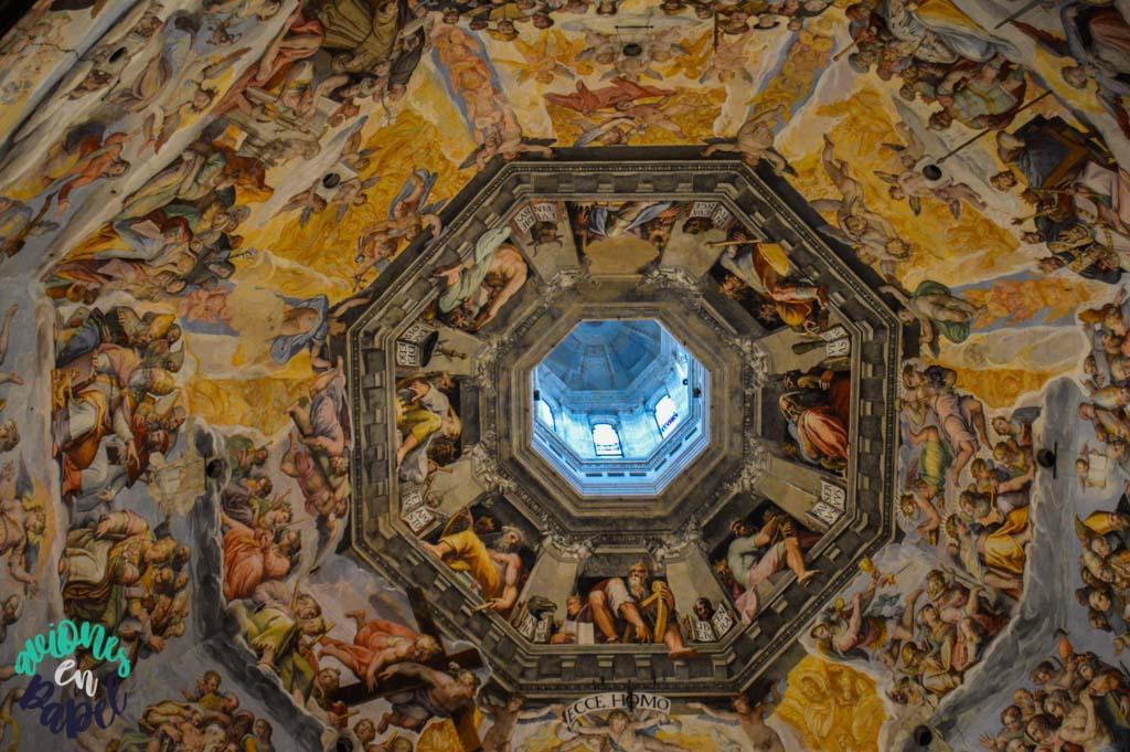 Cúpula del Duomo de Brumelleschi. Qué ver y hacer en Florencia en 3 días