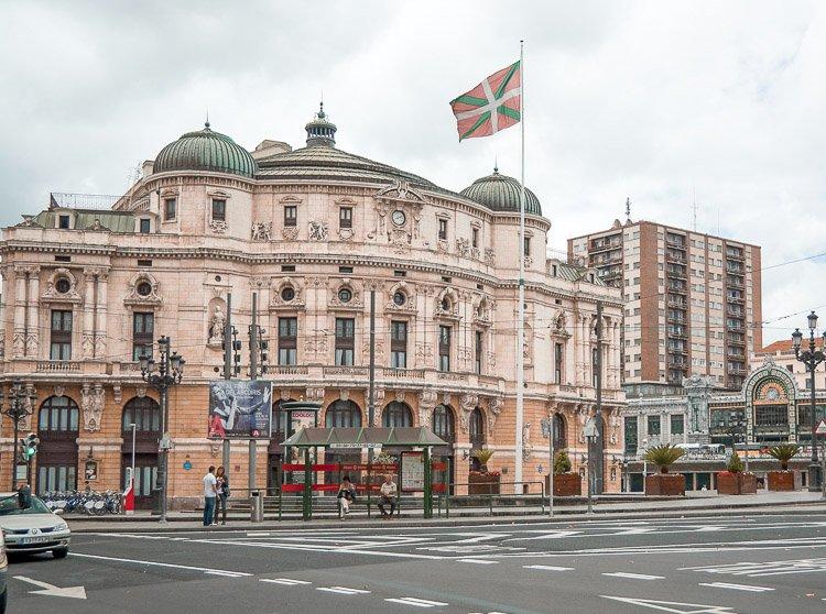 Teatro Arriaga: Qué ver en Bilbao