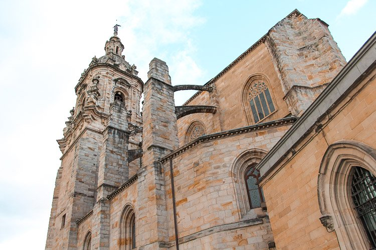 Qué ver en Bilbao: Iglesia de San Antón