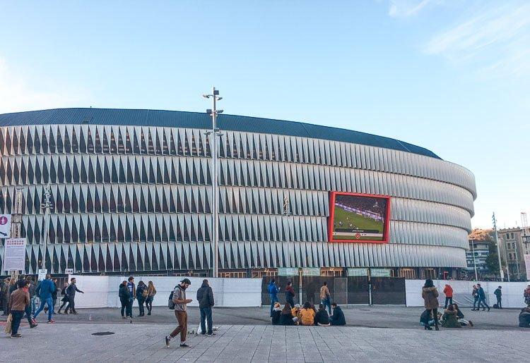 Estadio de Fútbol San Mamés