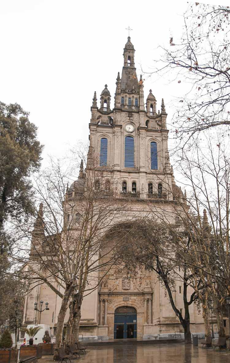 Basílica de Nuestra Señora de Bilbao