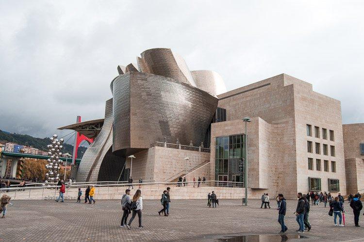 Qué ver en Bilbao: Museo Guggenheim