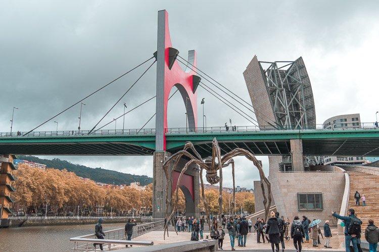 Puente de la Salve - Qué ver en Bilbao