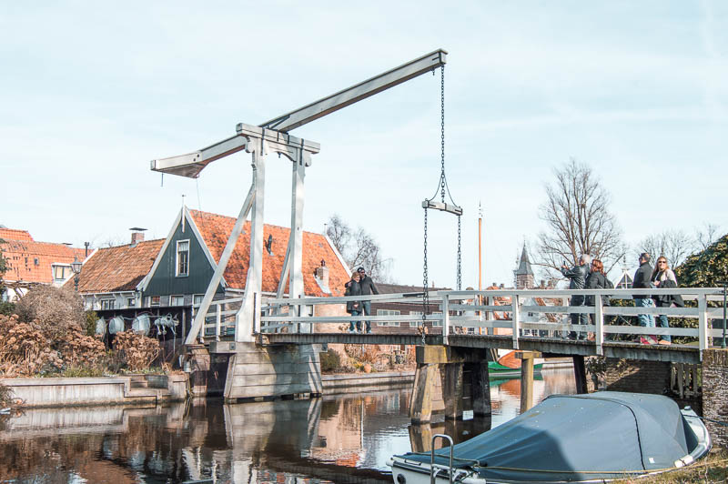 Qué ver en tu visita a Edam: Kwakelbrug