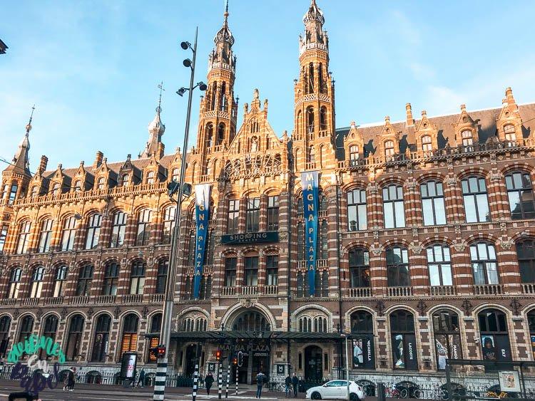 Plaza Magna - Que ver en Ámsterdam en 3 días