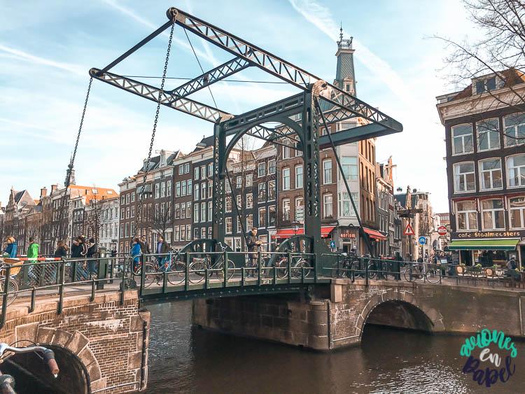 Puente Staalmeestersbrug, Ámsterdam