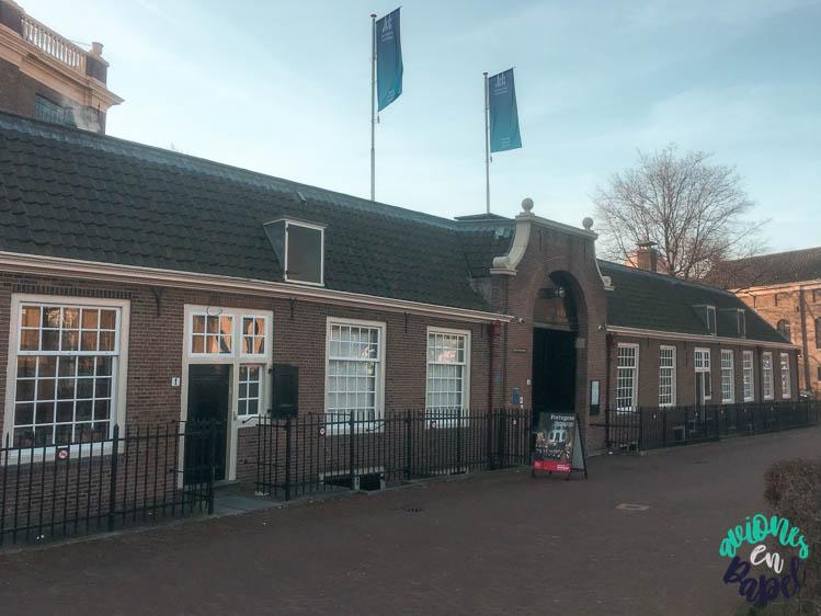 Sinagoga Portuguesa Judía en Ámsterdam