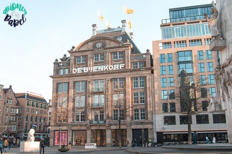 Plaza Dam: Que ver en Ámsterdam en 3 días