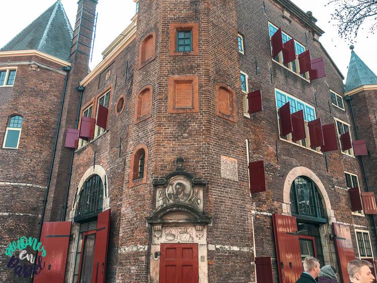 Qué ver en Ámsterdam en 3 días - De Waag