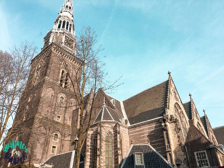 Qué ver en Ámsterdam en 3 días - Oude Kerk