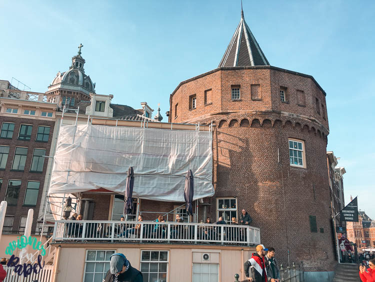 Schreierstoren. Qué ver en Ámsterdam en 3 días