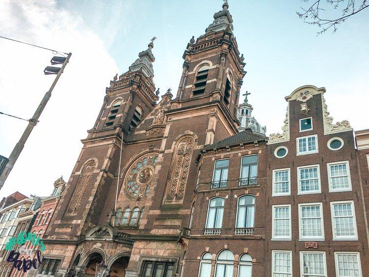Iglesia de San Nicolás. Qué ver en Ámsterdam en 3 días