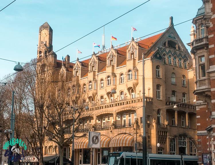 American Hotel en Ámsterdam