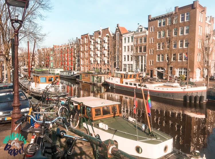 Barrio de Jordaan, Ámsterdam