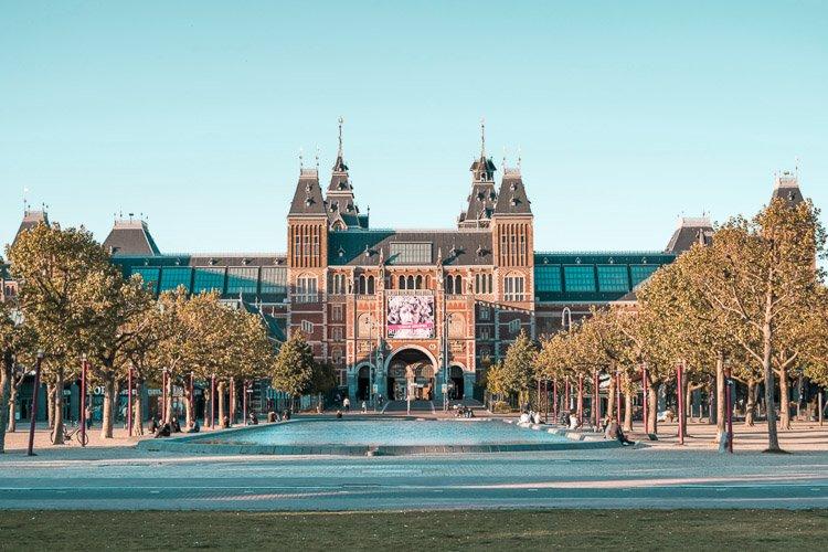 Rijksmuseum - Qué ver en Ámsterdam en 3 días