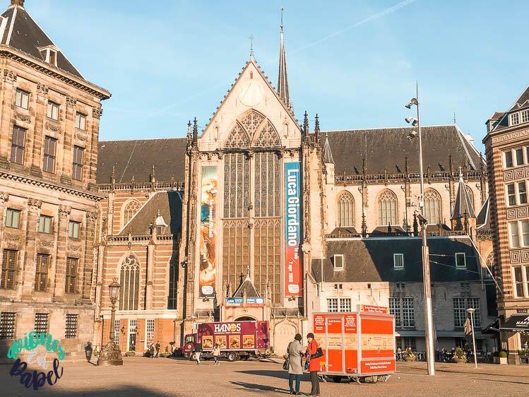 Qué ver en Ámsterdam en 3 días: Nieuwe Kerk