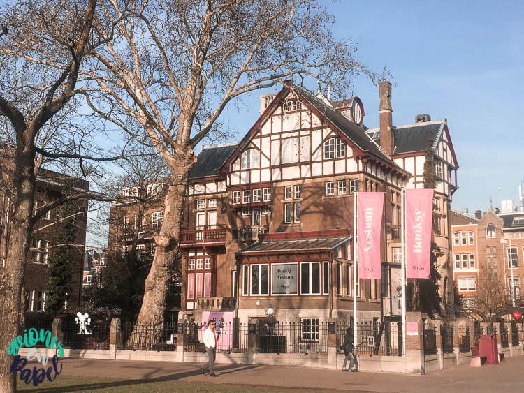 Museo Moco - Qué ver en Ámsterdam en 3 días