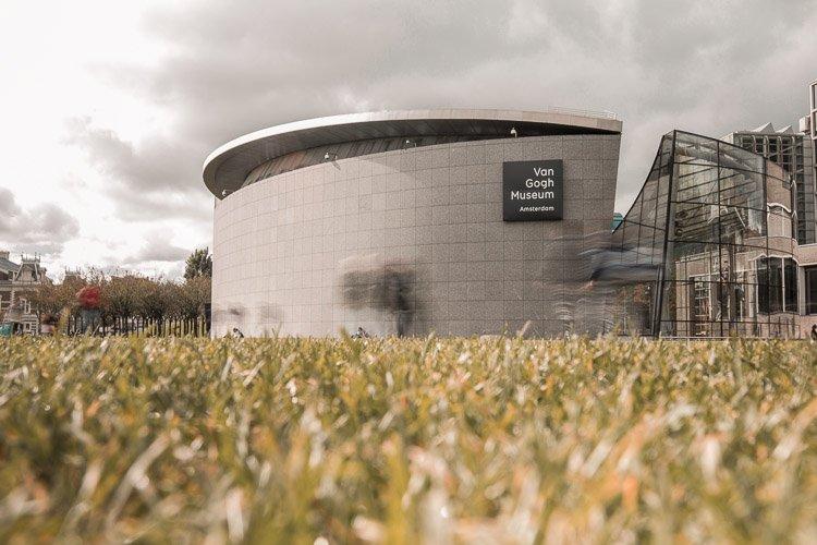 Museo Van Gogh - Qué ver en Ámsterdam en 3 días