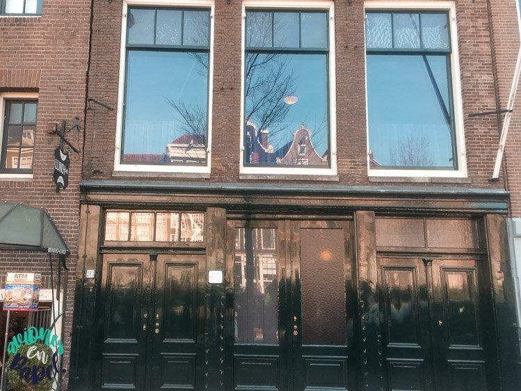 Qué ver en Ámsterdam en 3 días - Casa Museo de Ana Frank