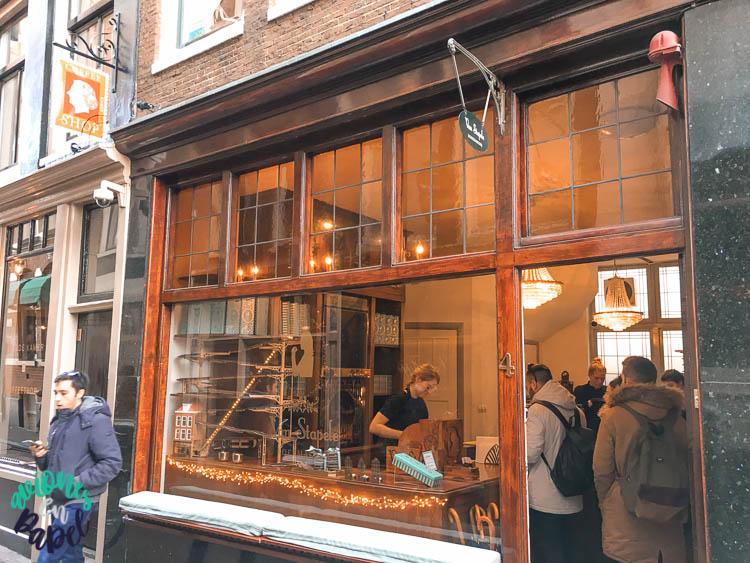 Tienda de galletas Van Stapele Koekmakerij, Ámsterdam