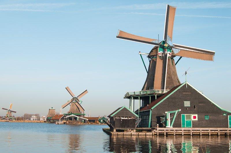 Zaanse Schans: Qué ver y cómo llegar desde Ámsterdam