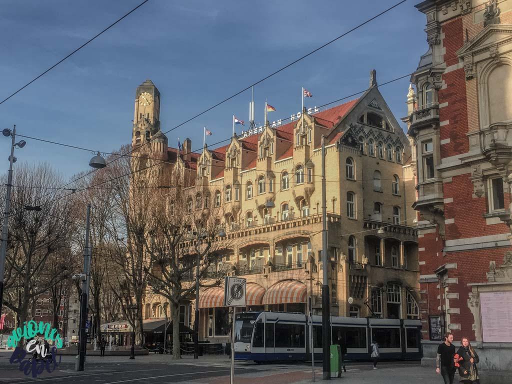 American Hotel. Ámsterdam