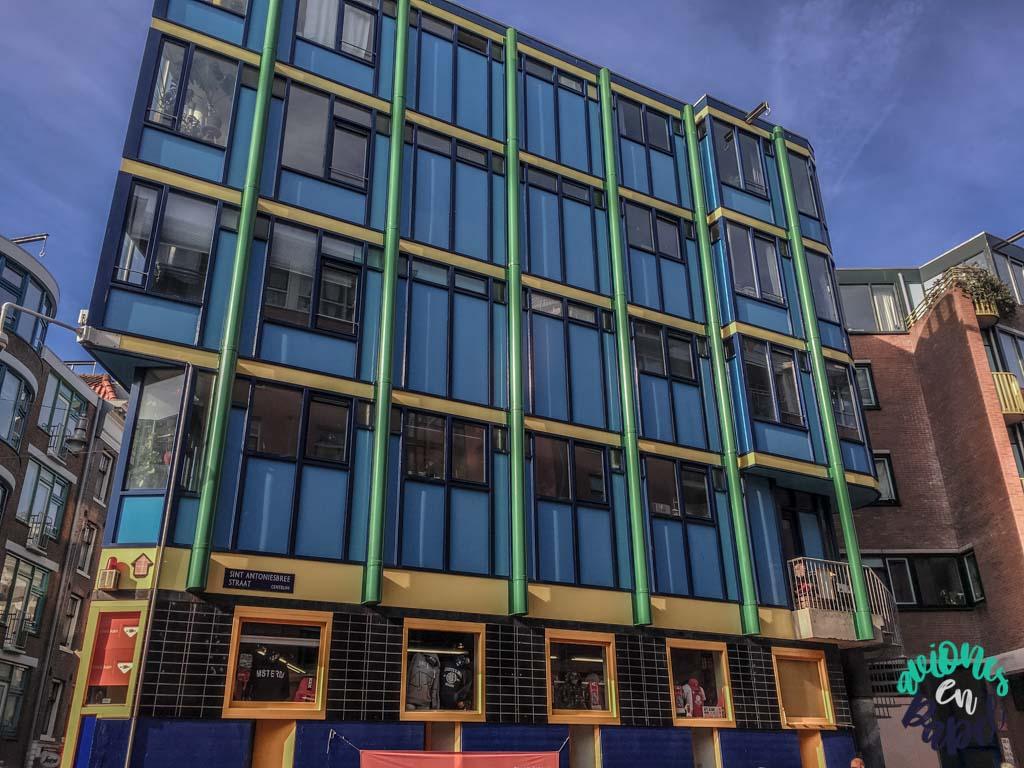 Barrio Judio. Qué ver y hacer en Ámsterdam en 3 días