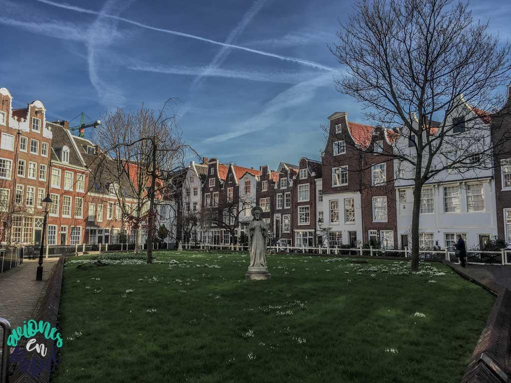 Beguinario. Qué ver y hacer en Ámsterdam en 3 días