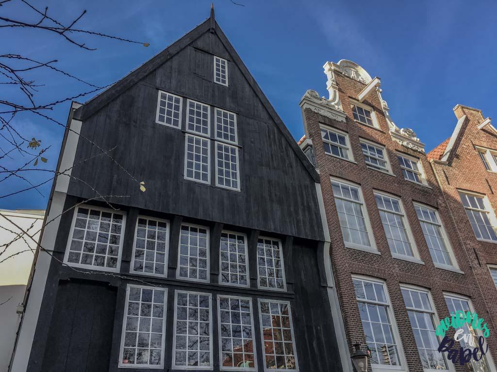 Casa madera más antigua. Qué ver y hacer en Ámsterdam en 3 días