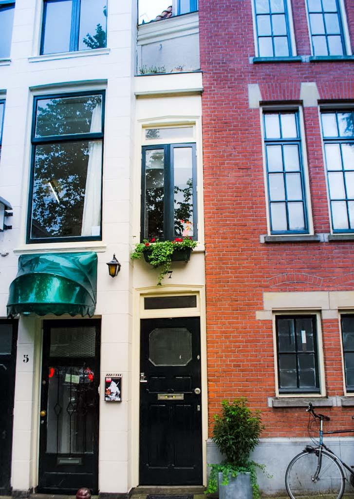 Casa más estrecha del mundo. Qué ver y hacer en Ámsterdam en 3 días