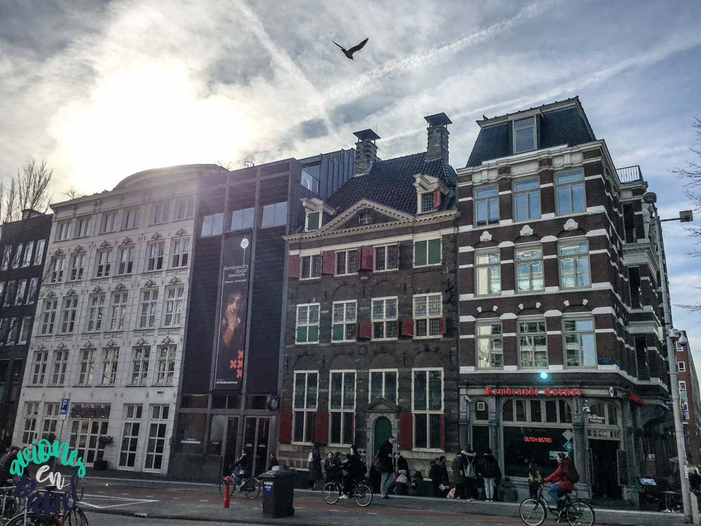 Casa Museo Rembrandt. Qué ver y hacer en Ámsterdam en 3 días