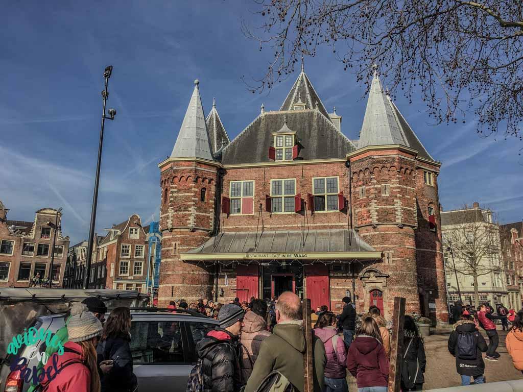 De Waag. Qué ver y hacer en Ámsterdam en 3 días