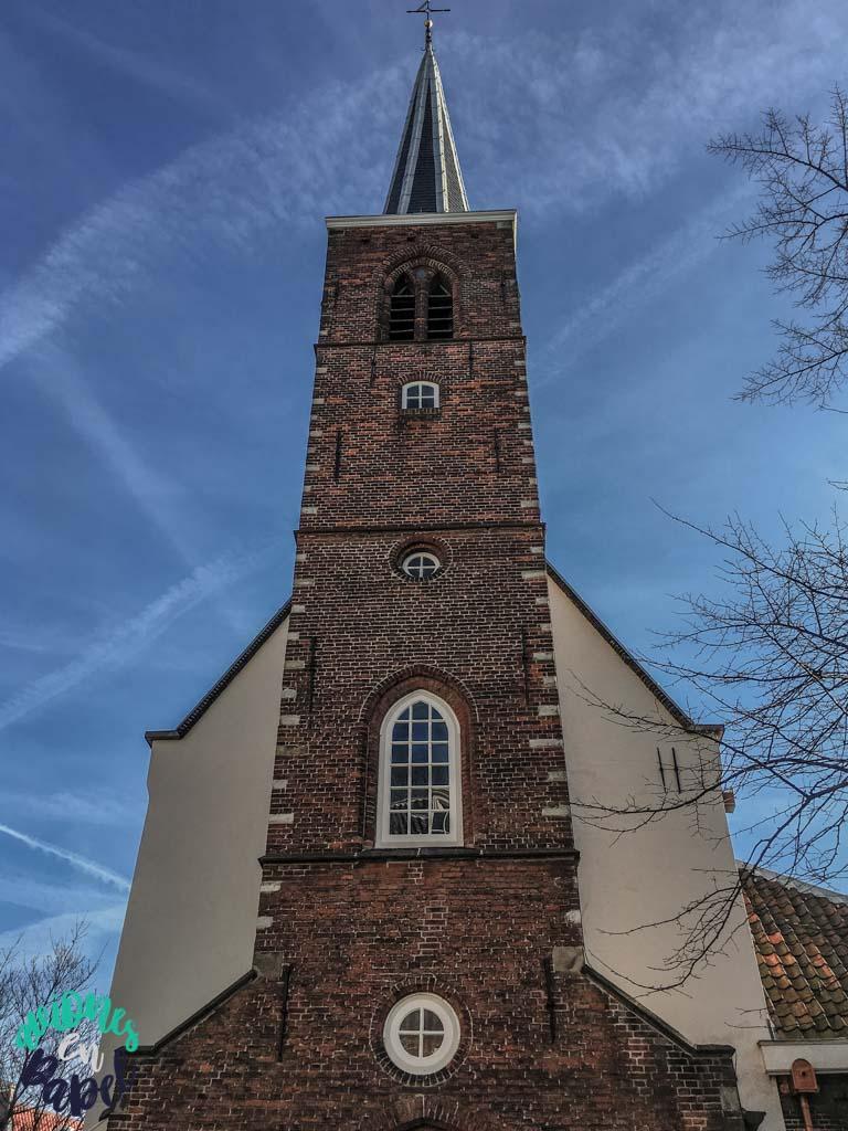 Engelse kerk. Qué ver y hacer en Ámsterdam en 3 días