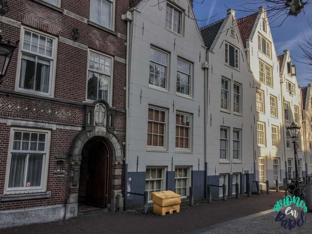 Begijnhof. Qué ver y hacer en Ámsterdam en 3 días