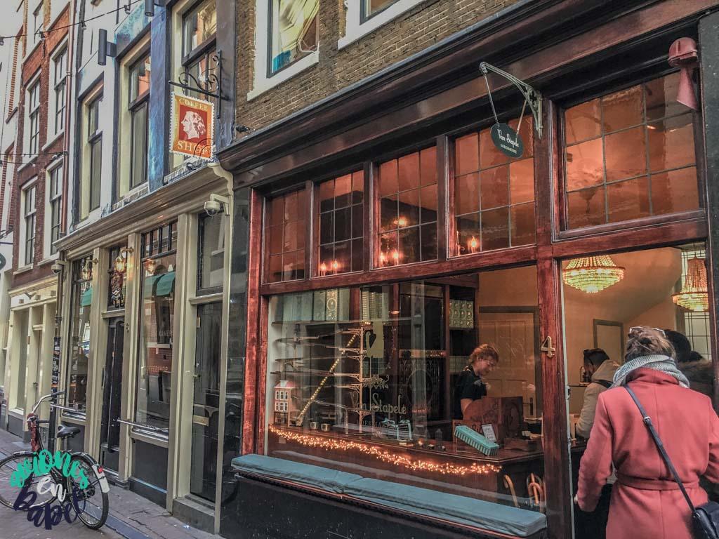Van Stapele Koekmakerij. Qué ver y hacer en Ámsterdam en 3 días