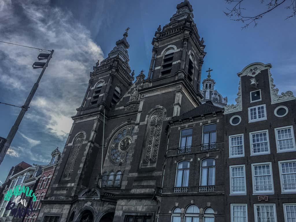 Iglesia de San Nicolás. Qué ver y hacer en Ámsterdam en 3 días