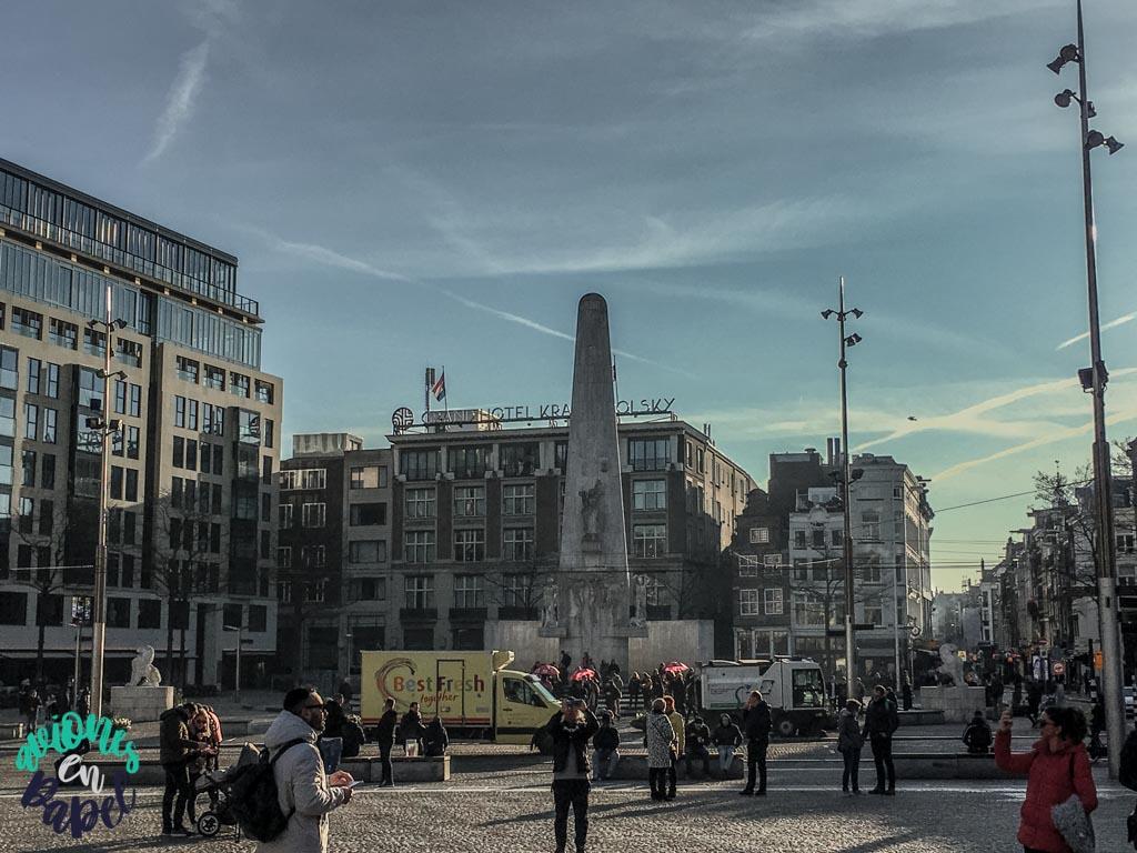 Museo Nacional. Qué ver y hacer en Ámsterdam en 3 días