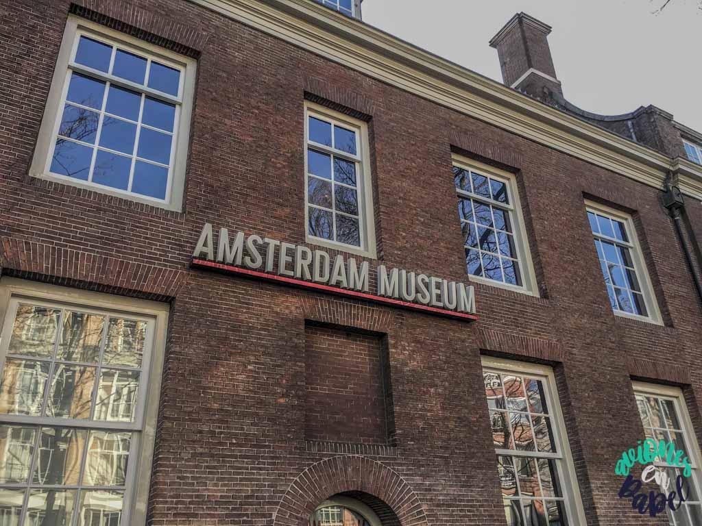 Museo Histórico. Qué ver y hacer en Ámsterdam en 3 días