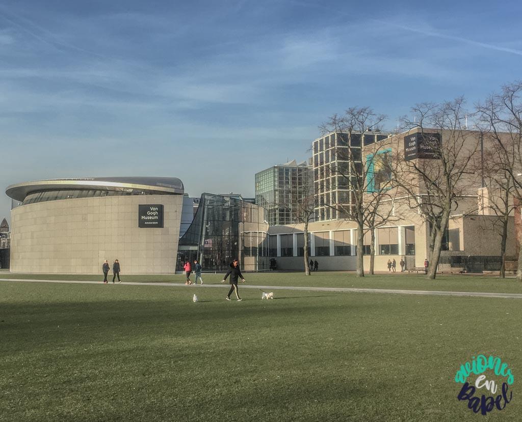 Museo Van Gogh. Qué ver y hacer en Ámsterdam en 3 días