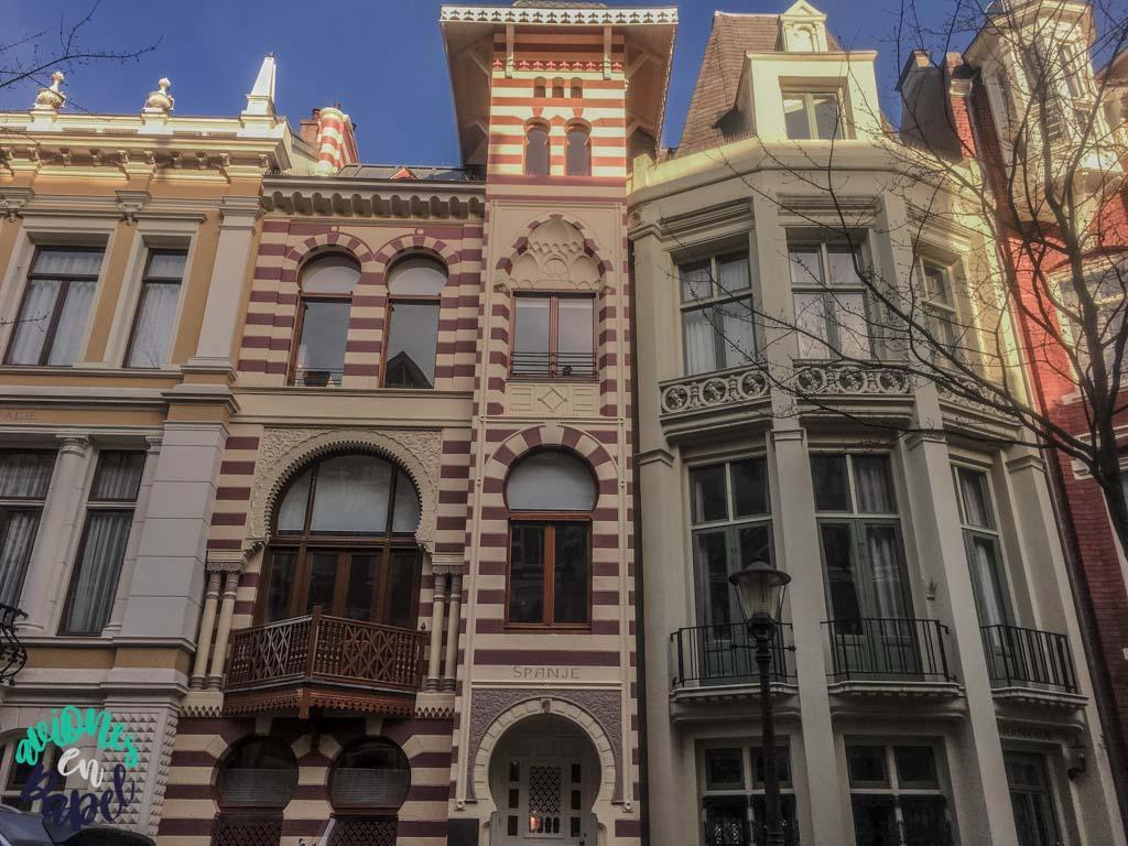 Zevenlandenhuizen. Qué ver y hacer en Ámsterdam en 3 días